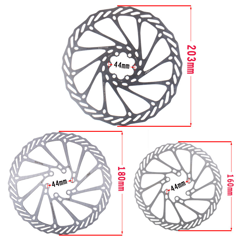 AVID G3 Rotor MTB Mountain Bike Disc Brake Bike Rotor Hydraulic Disc Brake 160mm / 180mm/203mm 1 Pcs avid bb5 disc brakes mountain bike road bike folding bike disc brake 160mm g3 hs1 discs bicycle brake accessories
