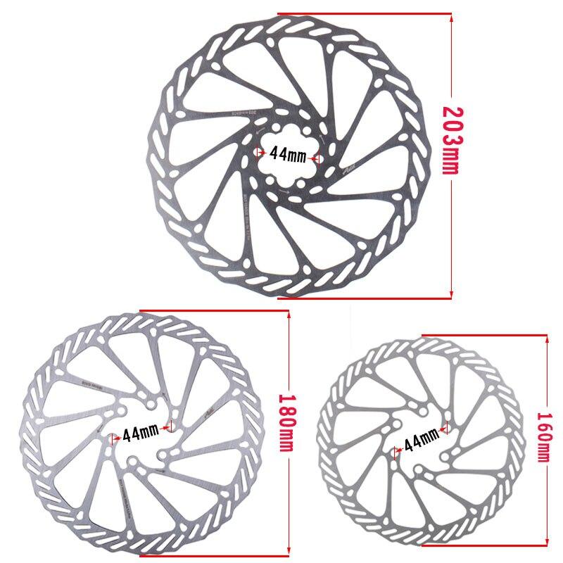 AVID G3 Rotor MTB Mountainbike Disc Bremse Bike Rotor Hydraulische Scheiben Bremse 160mm/180mm/203mm 1 stücke