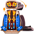 Erkang 4D Multifunctional  Massage Cushion Cervical Neck Waist Massager Pad Family Home Chair