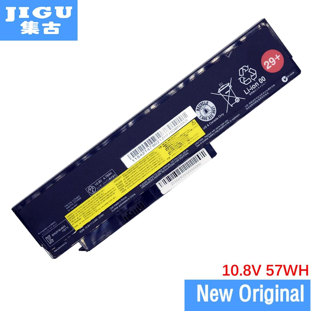 JIGU 42T4861 42T4862 42T4873 42Y4874 D'origine batterie d'ordinateur portable Pour Lenovo ThinkPad X220 X220s X220i
