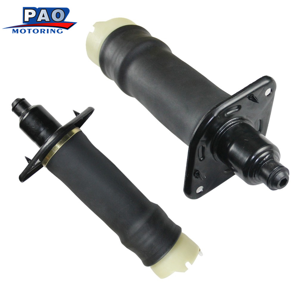 New Pair Air Suspension Bag Spring Rear left and right For Audi A6 C5 4B Allroad Quattro 2001 2005 OEM 4Z7616051A,4Z7616052A