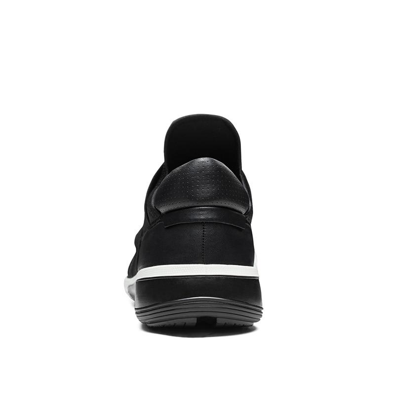 Maille Nouveau D'été Pour Hommes Confortables 39 Baskets Mode Chaussures Luxe 44 Faible Ecco Homme Noir De Respirant Aide Décontractées 2019 Extérieure Marque jL4A35R