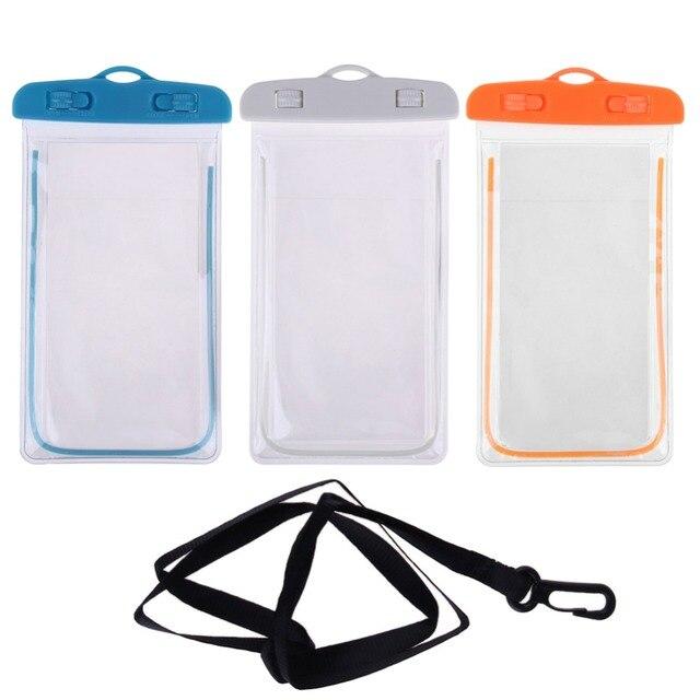 AiiaBestProducts Swimming Bags Waterproof Bag Luminous Underwater all models 1