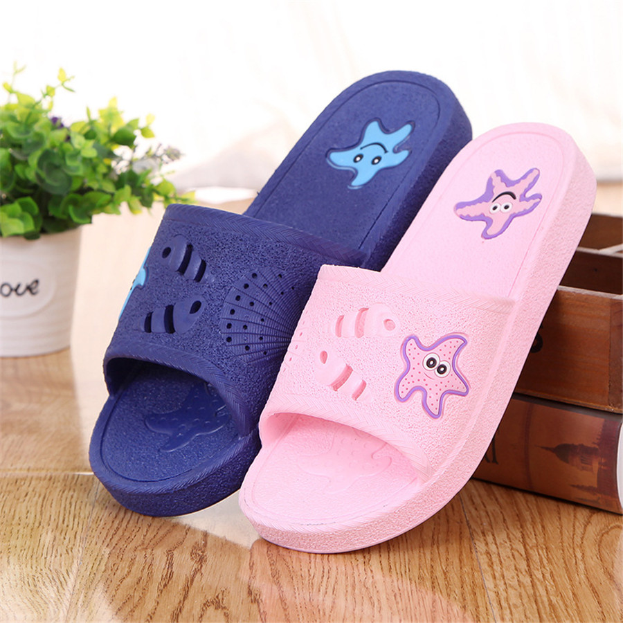 New Hot Sale Fashion Style Summer Unisex Slippers Multiple Colors Bathroom Wear Shoes