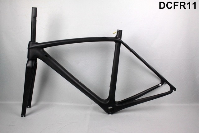 Full Carbon Fiber Road Frame Super Light 750g Toray1100 PF30 BB30 Size 47cm/50cm/52cm/54cm Free Shipping