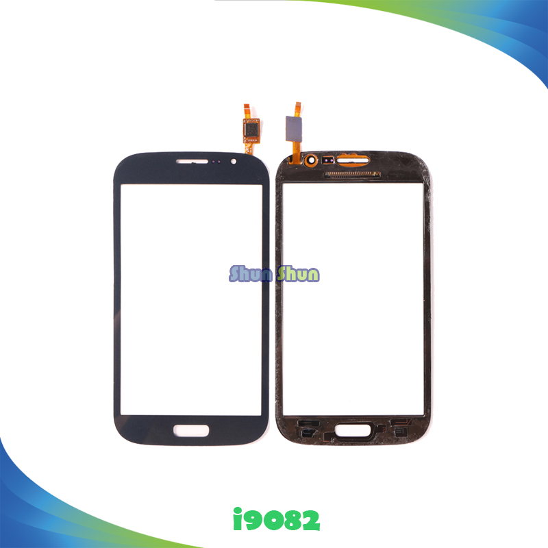 10pcs 5.0 for Samsung Galaxy Grand i9080 Duos i9082 Touch Screen Digitizer Sensor Front Glass Lens Panel Mobile Phone Parts