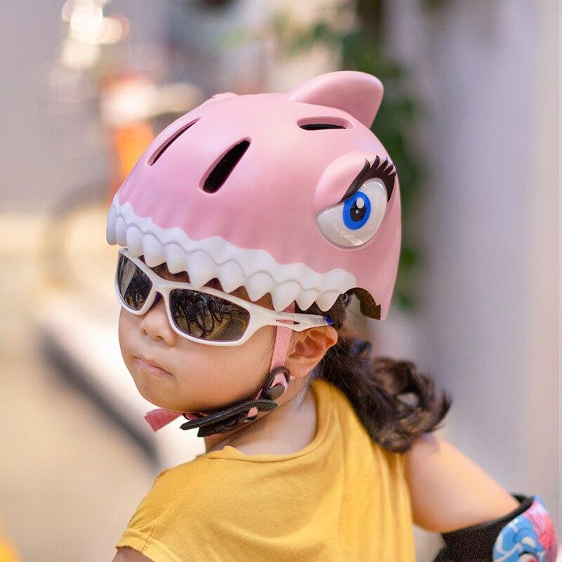 ROCKBROS Kids Cycling Light Helmet Integrally-molded Child Bike Bicycle Helmet Ultralight Boys Grils Bike Safe Hat Sport SafetyROCKBROS Kids Cycling Light Helmet Integrally-molded Child Bike Bicycle Helmet Ultralight Boys Grils Bike Safe Hat Sport Safety