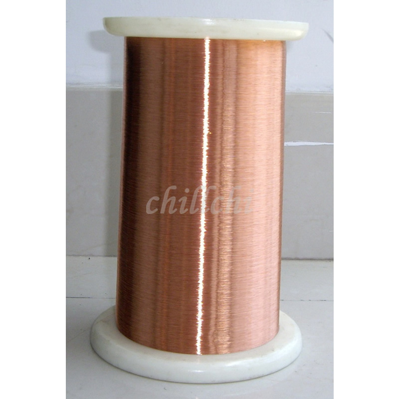 0 35mm new polyurethane enamelled round copper winding wire 2UEW QA 1 155