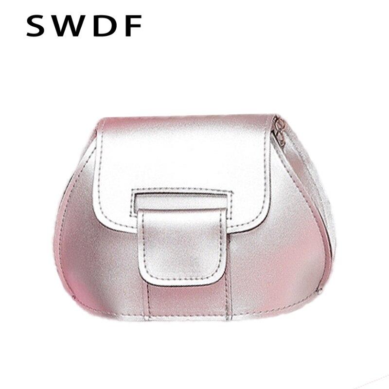 ∞SWDF2017 Venta caliente Shell mujeres Messenger bolsas Mini ...