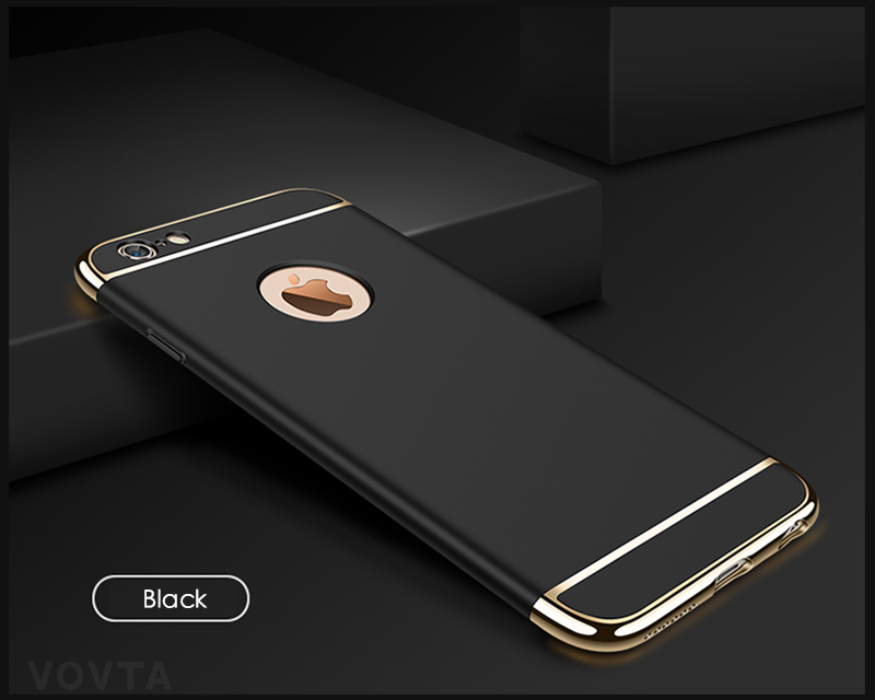 VOVTA Luxury Anti-Knock Cases For iPhone 6 8 7 Plus Case Plating Shockproof Full Cover For iphone 7 6s 8 Plus Phone Case11