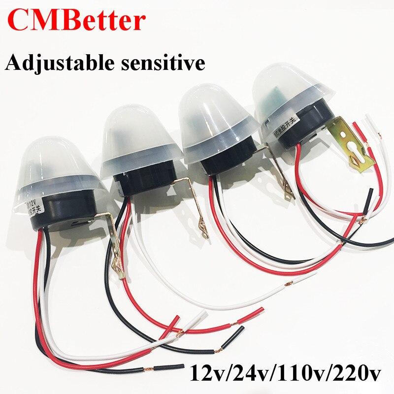 Interruptores e Relés poste photoswitch sensor de controle Modelo nº : 2scm021 /2scm120/2scm100 /2scm057