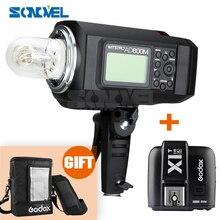 Godox AD600M 600W 2.4G 8700mAh Li-on Battery Portable Flash Strobe Mount + X1S Transmitter for Sony a77II, a7RII, a7R, a58