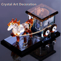 Car crystal creative cartoon perfume accessories for Honda civic 2011 2012 city accord fit jazz Car Styling Accessories