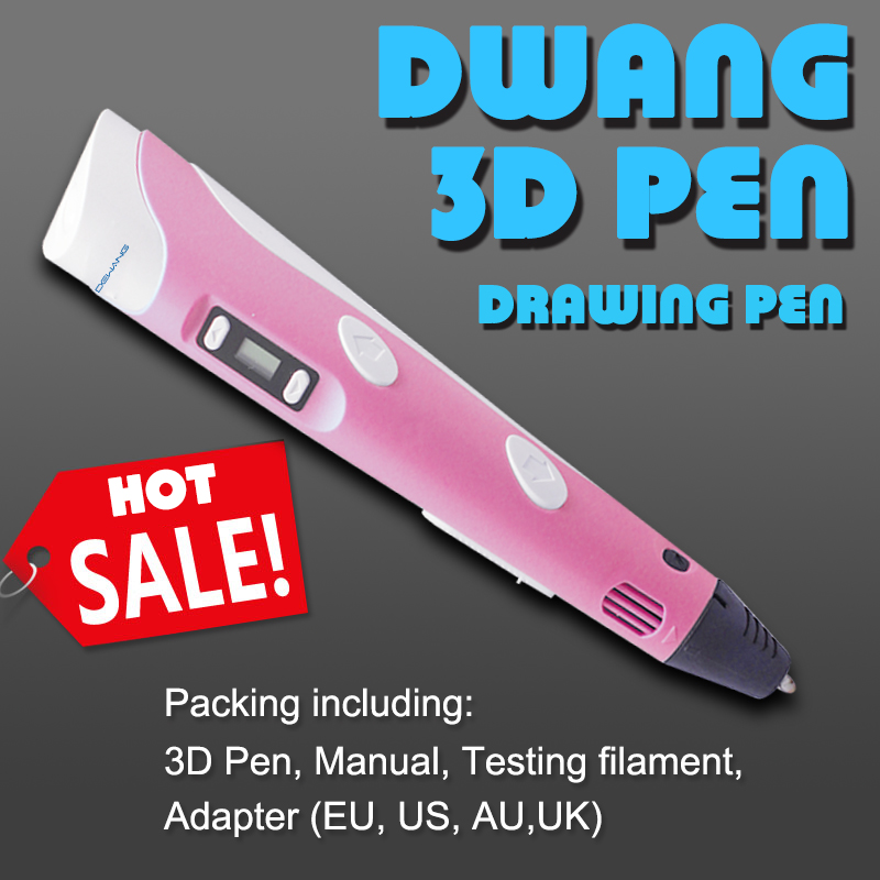 DEWANG 3D-skrivare Ritning 200M ABS Filament 3D-skrivarpen - Kontorselektronik - Foto 5
