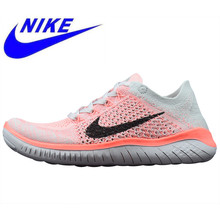super popular 3c9fa a2f33 NIKE FLYKNIT 5.0 Women s Running Shoes Outdoor Sports Shoes Breathable  Lightweight