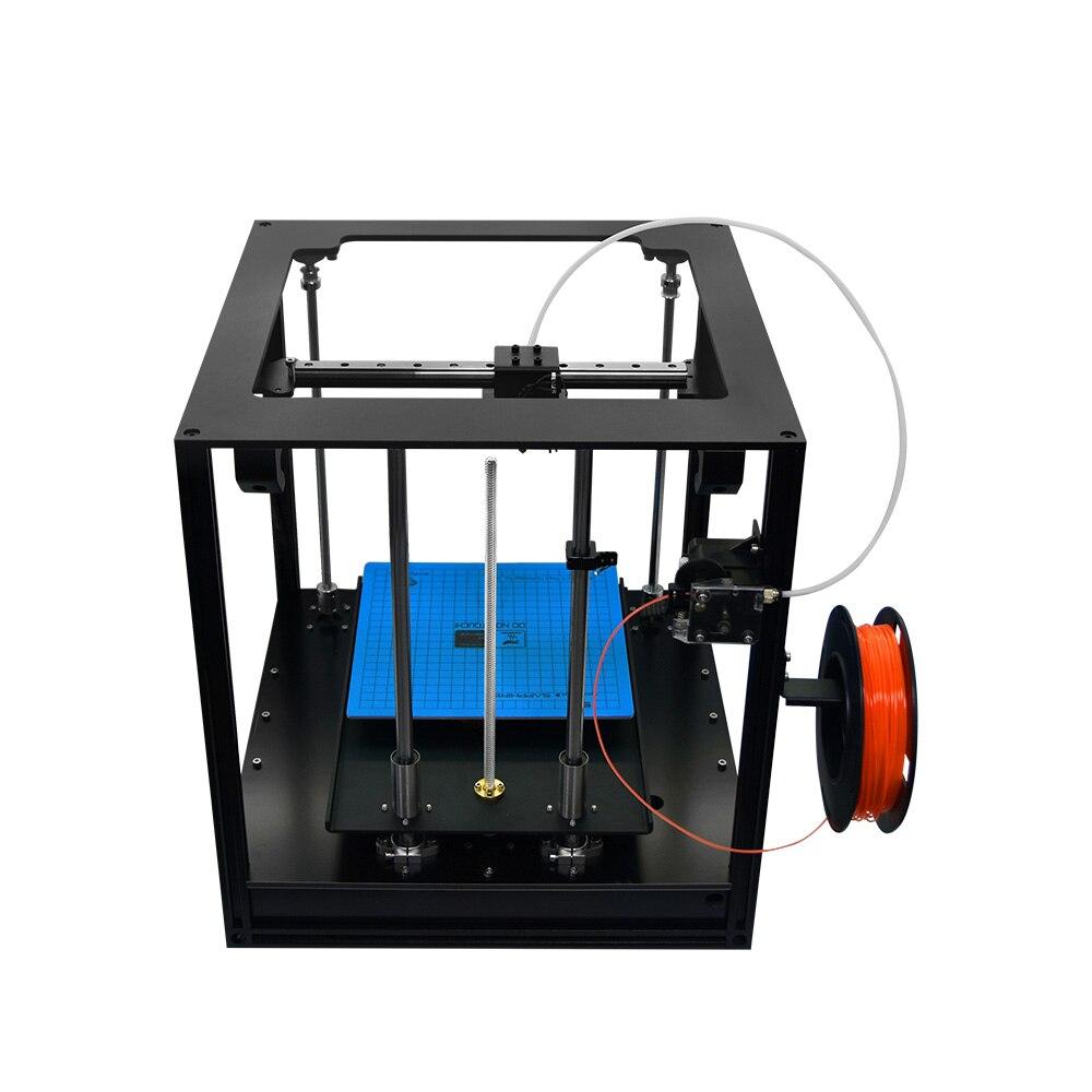 Imprimante 3D de haute précision saphir S imprimante 3D CoreXY de grande taille hors tension cv facilité de connexion + Filaments 3D + Hotbed + SD