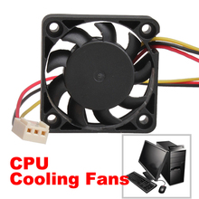 CPU Cooling Fan PC 12V 3 Pin 40mm Computer Case Cooler Quiet Cooling Fan F Heat Sink XXM