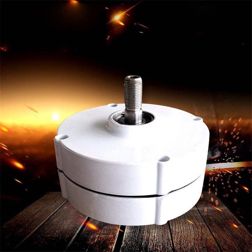 Nouveau triphasé AC générateur à aimant Permanent NE-400W éolienne alternateur éolienne générateur 12 V/24 V 950r/min IP55 16 MM