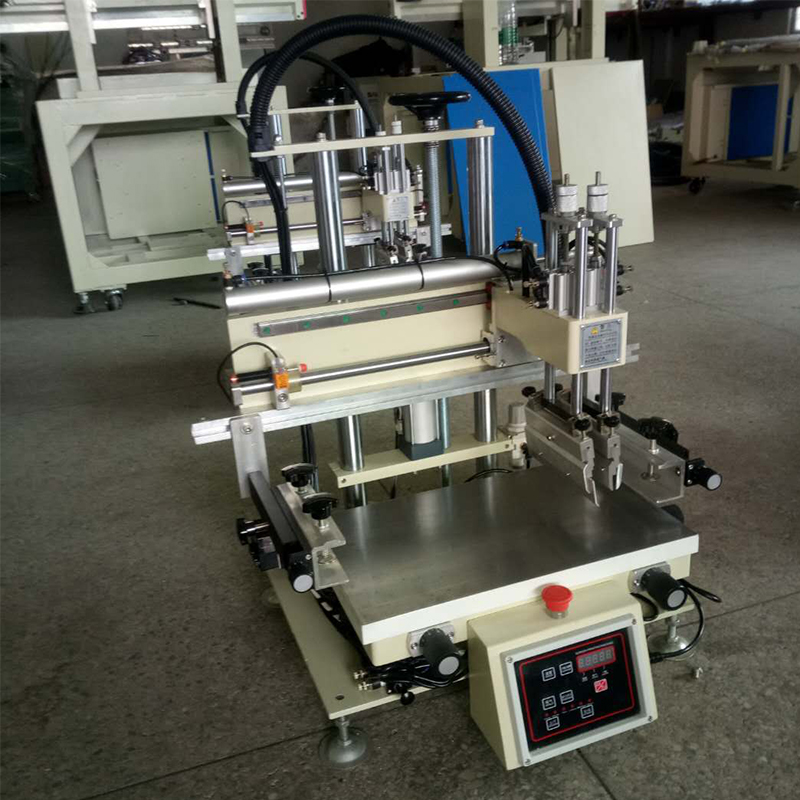 small automatic screen printer