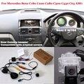 Car Rear View Camera For Mercedes Benz C180 C200 C280 C300 C350 C63 AM - Back Up Reverse Camera RCA & Original Screen Compatible
