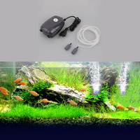 Professional Aquarium Fish Tank Pond Pump Hydroponic Oxygen 2 Air Bubble Disk Stone Aerator With Stable
