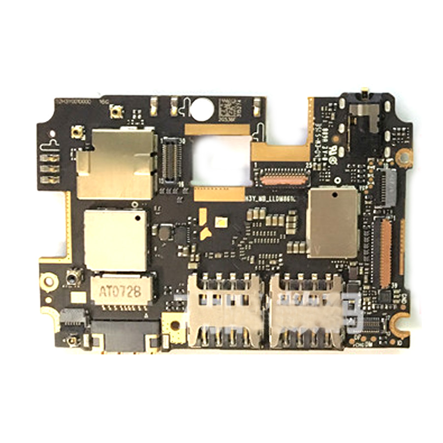 En Stock 100% de Travail à Bord Pour Xiaomi RedMi hongmi Note2 Note 2 Carte Mère Smartphone Réparation Remplacement + numéro de suivi