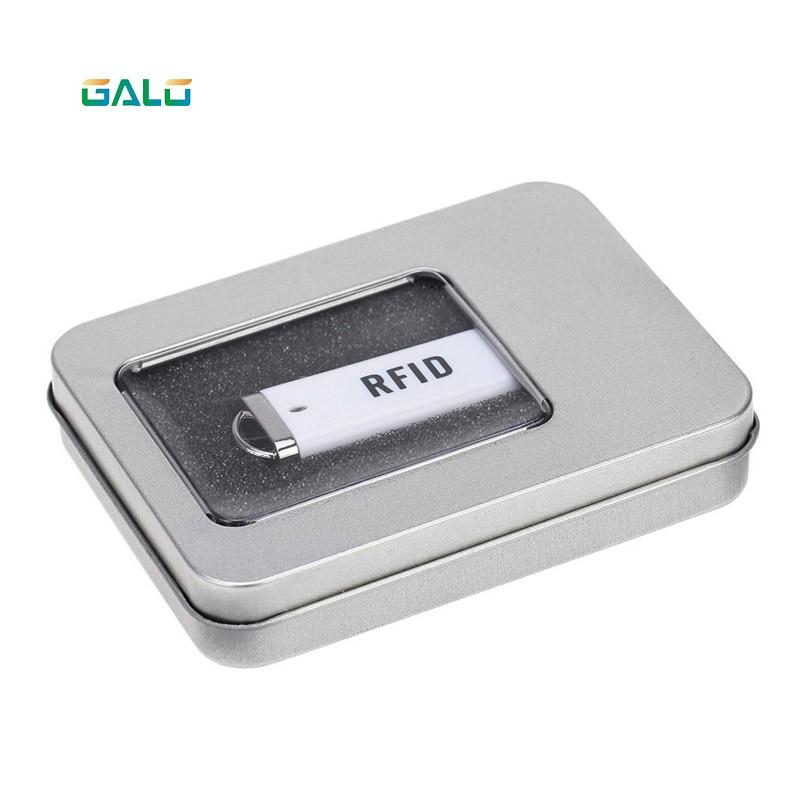 Parking Management Mini U-disk Style USB Port 13.56Mhz NFC RFID Reader 13.56MHz