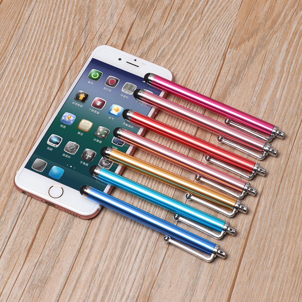 5/10pcs Metal Touch Pen Touch Screen Stylus For Tablet IPad Cell Phone For Samsung PC Screen Touch Pen Cellphone Accessories New