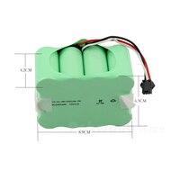 Robot Vacuum Cleaner XR510 2200MAH Ni Battery 1 PC