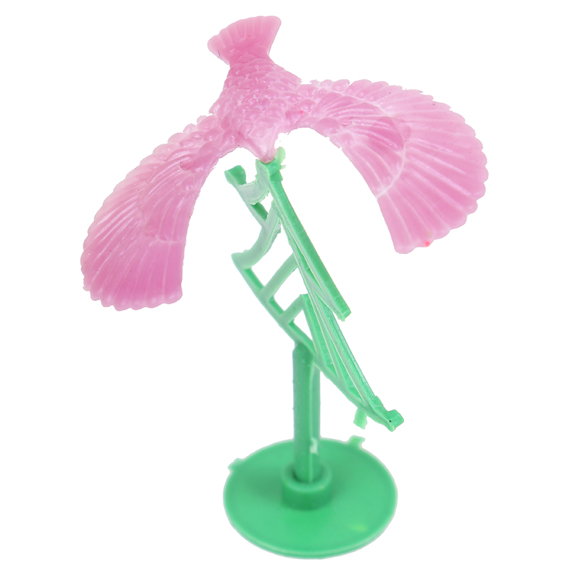 10Pcs Amazing Funny Magic Bird Desk Balancing Eagle With Stand Fun Gadgets Novelty Interesting Toys For Children Birthday Gift