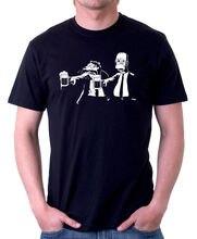 Homer Pulp Fiction Parody Tshirt