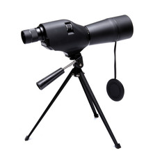 HD  Waterproof Monoscope Telescope Birdwatch Outdoor Viewing BAK7 Lens 20-60x60 Optical Instruments Spotting Scope