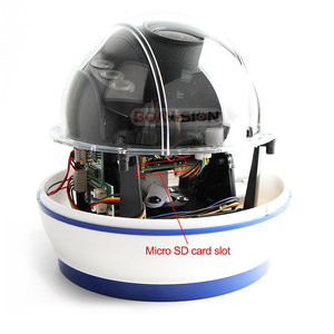Image 4 - HD 1080P Draadloze PTZ IP Camera Wifi CCTV Speed Dome Camera Onvif 5X Optische Zoom Indoor Audio Sd kaart IR 20m P2P CamHi