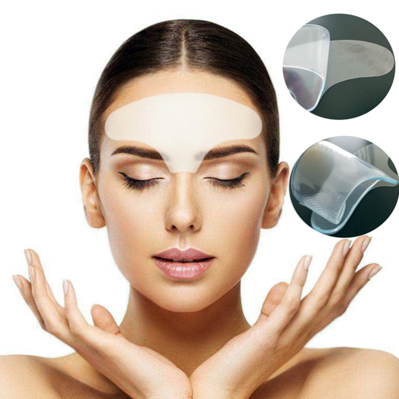 Decollete Wrinkle Chest Pad 4pcs/lot Remove Wrinkles Without Surgery in A Quick Easy and Non-invasive Way Reusable for 30 days
