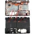 Оригинал Нижняя чехол Для Acer Aspire E1-521 E1-531 E1-571 NV52L NV56R NE56R AP0NN000100 60. BRG02.004 Нижняя Крышка
