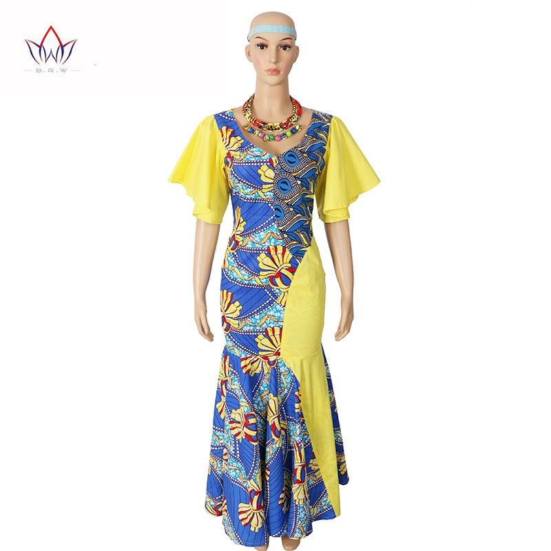 Haljine s afričkim printom bez rukava za žene Udobne tiskane - Ženska odjeća - Foto 2