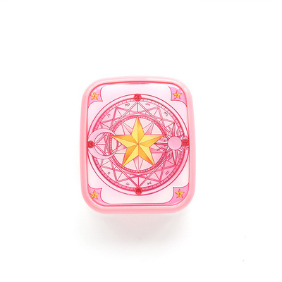 Card Captor Sakura Magic Circle Stealth Glasses Box Double Box Nursing Box Cos Cosplay Props Costume Props