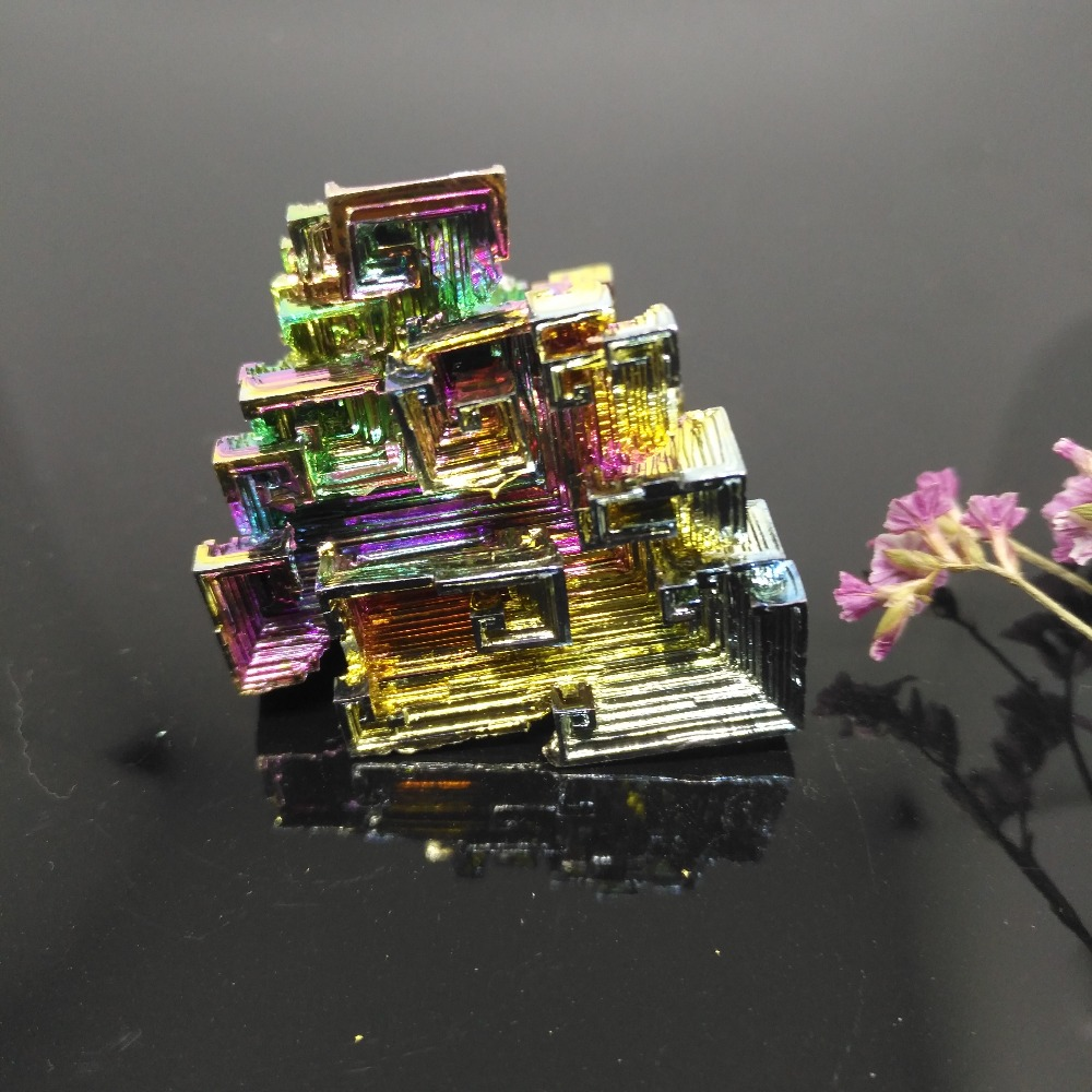 цена на Bismuth Crystals 20g Bismuth Metal crystal