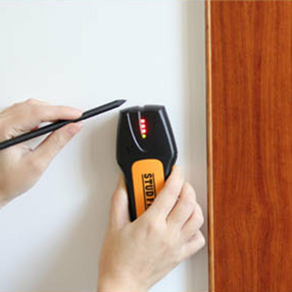 Closeout DealsMetal Detector Wood Stud Finder Electronic Wire Sensor Cable Scanner