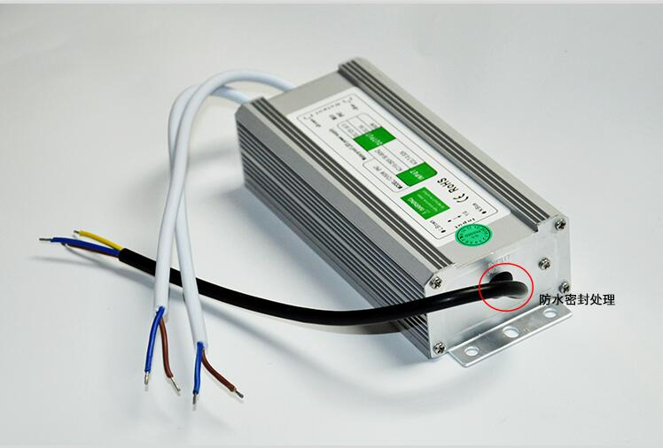 120 watt 12 volt 10 amp pressione costante impermeabile alimentatore switching 120 w 12 v 10A commutazione del trasformatore industriale IP67120 watt 12 volt 10 amp pressione costante impermeabile alimentatore switching 120 w 12 v 10A commutazione del trasformatore industriale IP67