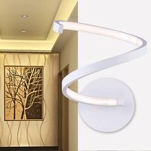 Современный светодиодный настенный светильник lightingприхожая личность светодиодный двор спальня гостиная настенный светильник бра