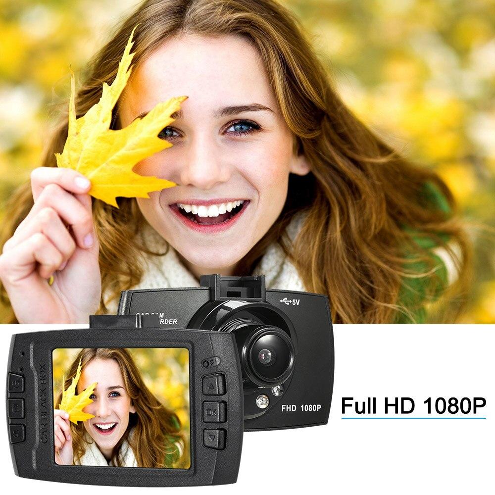 2017 New Original Voiture DVR Caméra Dashcam Full HD 1080 P enregistreur Vidéo Registraire de Nuit Vision/Détection de Mouvement/Boucle enregistrement