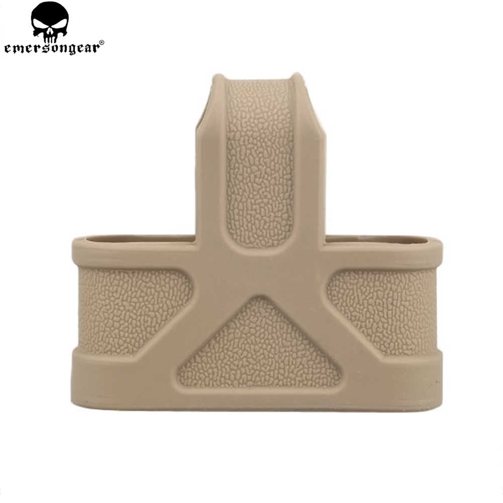 Emersongear Magazine Assist 5.56 Mm Navo Cage Fast Mag Rubber Loops Voor Airsoft M4/M16 Hungting Accessoires