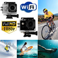 Wifi 12MP HD 1080P Car Bike Helmet Cam Sports DV Action Waterproof Camera