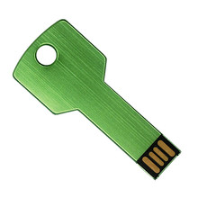 free shipping Colorful Metal Key USB 2.0 64gb Flash Memory Stick Pen Drive Storage Thumb U Disk