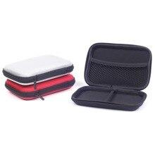 Harici Akü Durumlarda Taşınabilir Güç banka Depolama Vaka Darbeye Taşıma Çantaları Cep Telefonu kılıfları