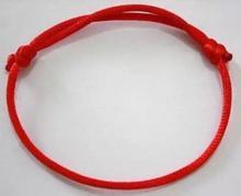 Kabbalah Good Lucky Bracelet Red Rope Bangle Nylon Cord Craft Weave String Line Classic Handmade Jewelry Gift Accessories 10PCS