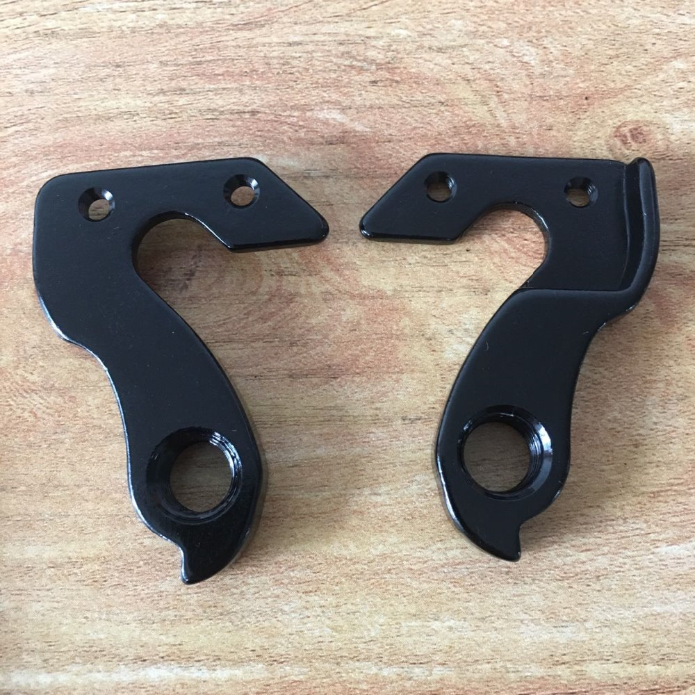 1PC Black Dropouts Mech Gear Rear DERAILLEUR HANGER for Specialized Venge ViiAS tarmac SL6 and other Bike Frames with Screws