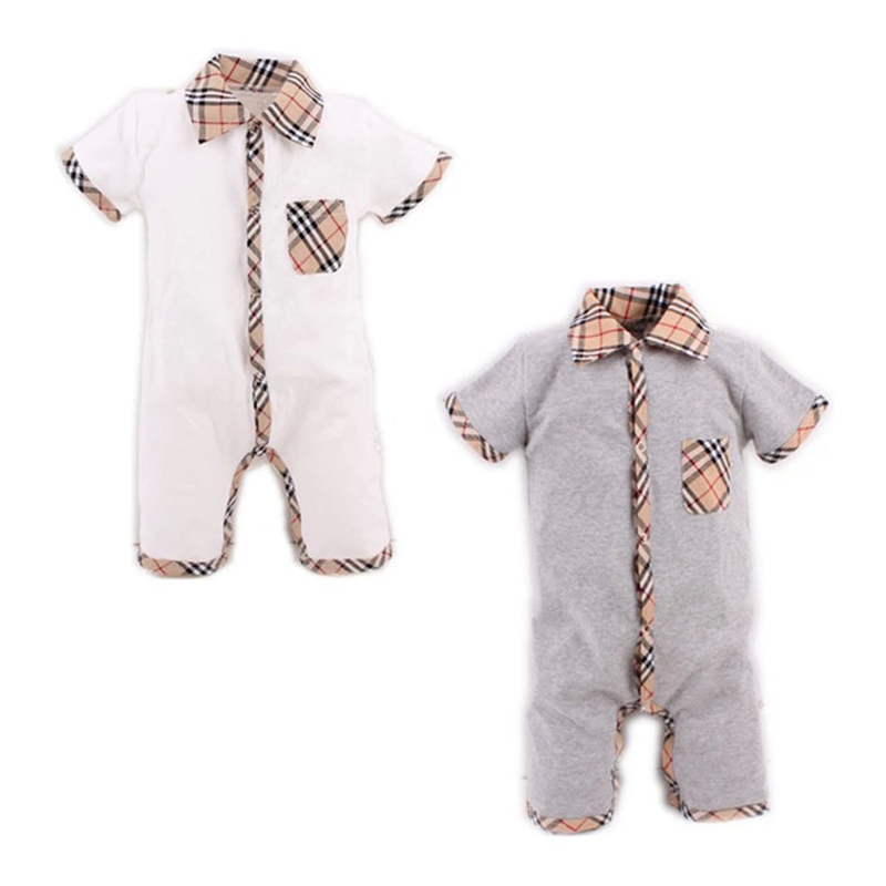 Summer Style Baby Boy Romper Newborn Baby Clothes pajamas New Born Baby Girl Clothing Ropa Bebe Children Toddlers Rompers HB022 newborn baby rompers cotton toddler long sleeve ropa bebe clothing infant girl jumpsuit new born baby boy romper baby costumes