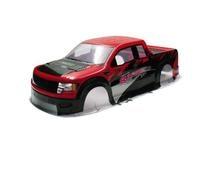 YUKALA  1/10 1:10 PVC painted body shell for 1/10 R/C big foot truck 94188  size 430*193mm 1pc